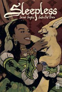 Sleepless, comics chez Urban Comics de Vaughn, Del Duca, Sallah