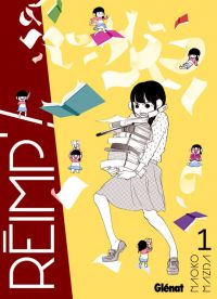 Réimp' ! T1, manga chez Glénat de Matsuda