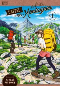 L'appel des montagnes T1, manga chez Soleil de Utsugi