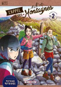 L'appel des montagnes T2, manga chez Soleil de Utsugi