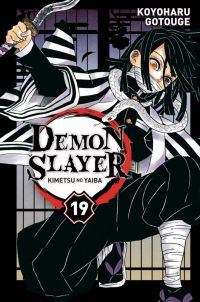 Demon slayer T19, manga chez Panini Comics de Gotouge