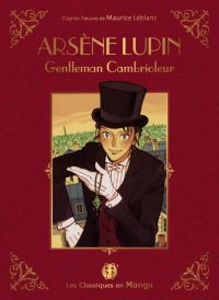 Arsène Lupin, gentleman cambrioleur, manga chez Nobi Nobi! de Haruno, Leblanc