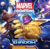Marvel Champions : L'ombre du Titan fou  (0), comics chez Fantasy Flight Games  de Collectif