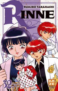 Rinne T32, manga chez Kazé manga de Takahashi