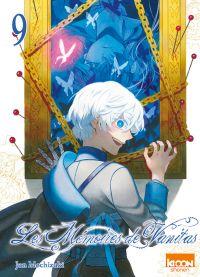 Les mémoires de Vanitas  T9, manga chez Ki-oon de Mochizuki