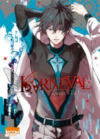 Karneval T26, manga chez Ki-oon de Mikanagi