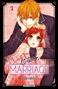 Black marriage T2, manga chez Soleil de Aikawa