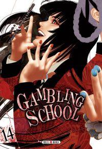 Gambling school T14, manga chez Soleil de Kawamoto, Naomura