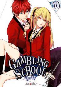 Gambling school twin T10, manga chez Soleil de Kawamoto, Saiki