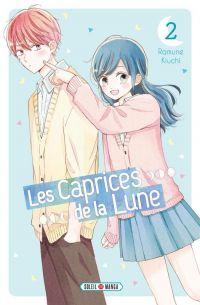 Les caprices de la Lune T2, manga chez Soleil de Kiuchi