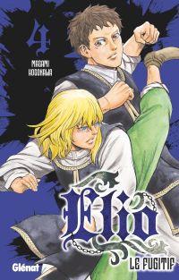 Elio le fugitif T4, manga chez Glénat de Hosokawa