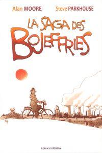 La saga des Bojeffries, comics chez Komics Initiative de Moore, Parkhouse