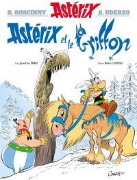 Astérix T39 : Astérix et le griffon (0), bd chez Albert René de Ferri, Conrad, Mébarki