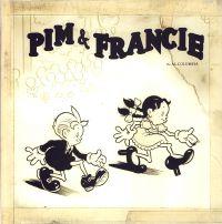Pim & Francie : The Golden Bear Days (Artefacts et Fragments d'Os) (0), comics chez Huber éditions de Columbia