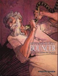 Bouncer – cycle 1, T3 : La justice des serpents (0), bd chez Les Humanoïdes Associés de Jodorowsky, Boucq