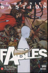 Fables T4 : Le dernier bastion (0), comics chez Panini Comics de Willingham, Russel, Buckingham, Hamilton, Kindzierski, Vozzo, Jean