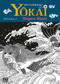 Dictionnaire des Yokai, manga chez Pika de Mizuki