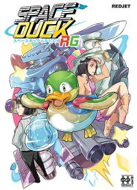 Space duck RG, manga chez H2T de Redjet