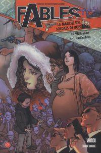 Fables – Softcover, T5 : La marche des soldats de bois (0), comics chez Panini Comics de Willingham, Buckingham, Vozzo, Jean