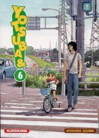 Yotsuba to T6, manga chez Kurokawa de Azuma