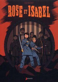Rose et Isabel, comics chez Akileos de Mathot