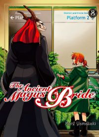 The ancient magus bride  T8, manga chez Komikku éditions de Yamazaki