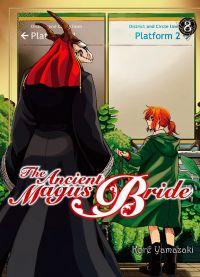 The ancient magus bride  T8, manga chez Komikku éditions de Yamazaki