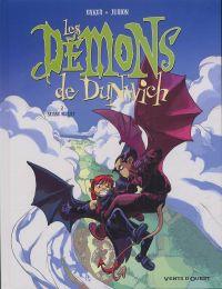 Les démons de Dunwich T2 : Satané bleuet (0), bd chez Vents d'Ouest de Baker, Jurion, Uchlinger