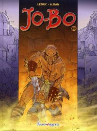 Jo-Bo T1 : Le cratère de Rongo (0), bd chez Joker de Leduc, A.Dan, Abe