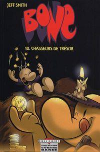 Bone T10 : Chasseurs de trésor (0), comics chez Delcourt de Smith