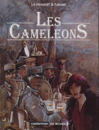 Les caméléons : , bd chez Casterman de Fabuel, Le Hénanff
