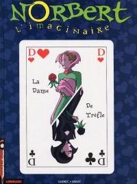Norbert l'imaginaire, bd chez Le Lombard de Guéret, Vadot