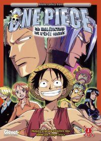 One Piece - La malédiction de l'épée sacrée T1, manga chez Glénat de Oda