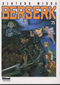 Berserk T25, manga chez Glénat de Miura