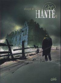 Hanté, bd chez Soleil de Marazano, Bec, Betbeder, Gnoni, Peynet, Gourhant, Mottura, Jaouen, Duphot, Biancarelli, Carnevale, Springer, Droal, Salaun, Rieu