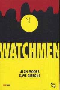 Watchmen, comics chez Panini Comics de Moore, Gibbons, Higgins