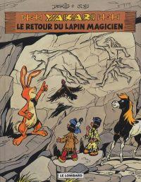 Yakari T34 : Le retour du lapin magicien (0), bd chez Le Lombard de Job, Derib, Dominique