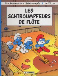 Les Schtroumpfs : HS1 - Les schtroumpfeurs de flûte (0), bd chez Le Lombard de Culliford, Parthoens, de Coninck, Culliford