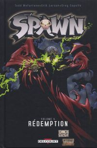 Spawn T5 : Rédemption (1), comics chez Delcourt de McFarlane, Larsen, Capullo, Broeker, Haberlin