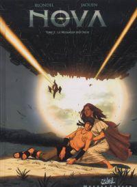 Nova T2 : Le Messager des Dieux (0), bd chez Soleil de Blondel, Jaouen, Salaun