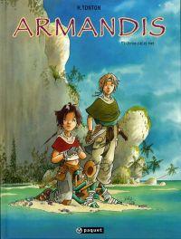Armandis T1 : Entre ciel et mer (0), bd chez Paquet de Tonton