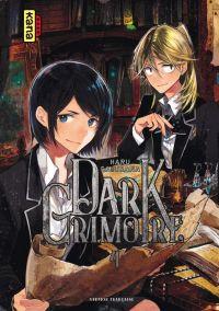 Dark grimoire T4, manga chez Kana de Haru