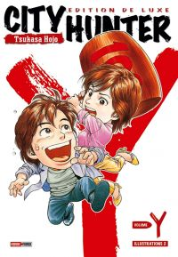 City Hunter X, Y, Z : Y - Illustrations 2 (0), manga chez Panini Comics de Hôjô