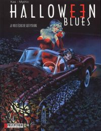 Halloween blues T2 : Je vous écris de Gettysburg (0), bd chez Le Lombard de Mythic, Kas