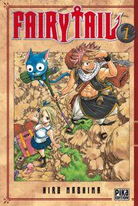 Fairy Tail T1, manga chez Pika de Mashima