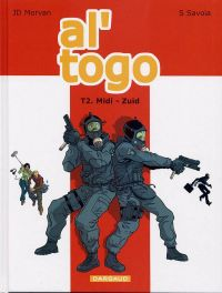 Al'togo T2 : Midi-Zuid (0), bd chez Dargaud de Morvan, Savoia, Lerolle