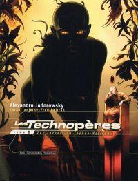 Les technopères T6 : Les secrets du Techno-Vatican (0), bd chez Les Humanoïdes Associés de Jodorowsky, Janjetov, Beltran