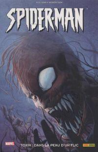 Spider-Man - Toxin : Dans la peau d'un flic (0), comics chez Panini Comics de Milligan, Robertson, Milla
