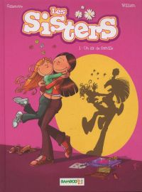 Les sisters T1 : Un air de famille (0), bd chez Bamboo de Cazenove, William