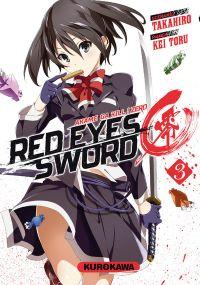 Red eyes sword - akame ga kill ! Zero  T3, manga chez Kurokawa de Takahiro, Toru